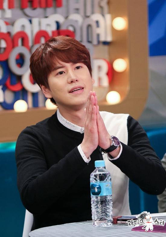151130 kyuhyun radio star1