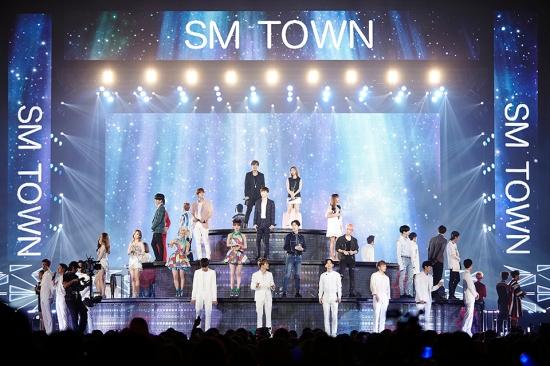 160718 SMTOWN Vyrl Update with Super Junior2