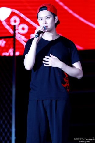 160723 Heechul FM in Beijing (1)