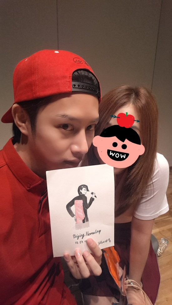 160729 M&D 'GoodyBag' Fansigning Event in Suwon with Heechul3