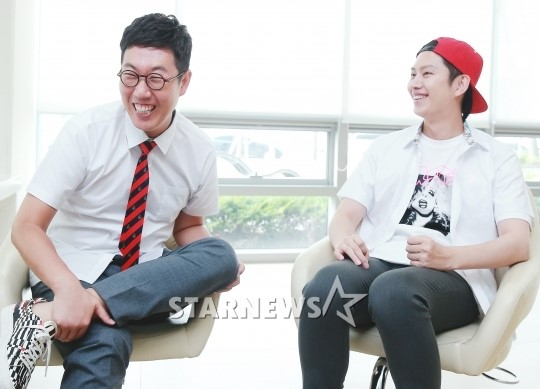 160729 Starnews interview with heechul6