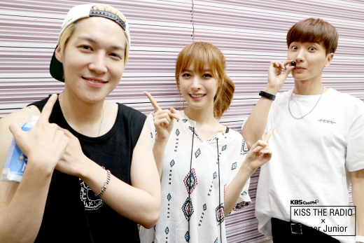 160729 Sukira (KTR) Official Update with Leeteuk (2)