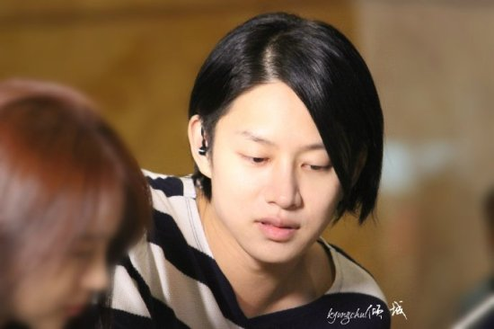 160731 heechul filming perhaps love7