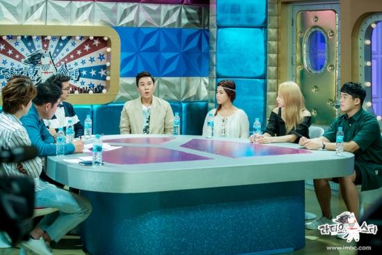 160801 MBC Radio Star Update with Kyuhyun 1