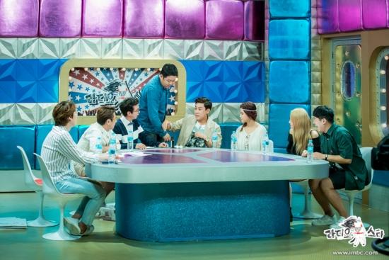 160801 MBC Radio Star Update with Kyuhyun 3