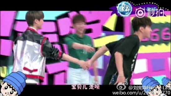 160803 henry weibo update1