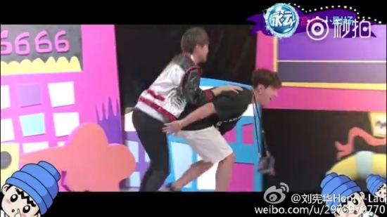160803 henry weibo update2