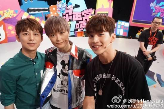 160803 henry weibo update3