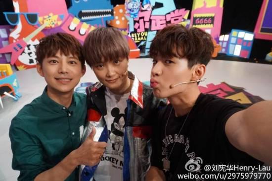160803 henry weibo update4
