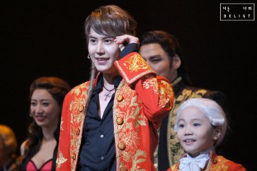 160807 'Mozart' Musical with Kyuhyun1