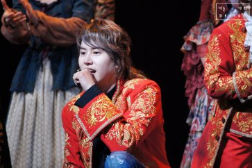 160807 'Mozart' Musical with Kyuhyun9
