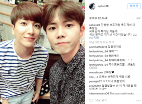 160814 Sukira (KTR) Official Update with Leeteuk2
