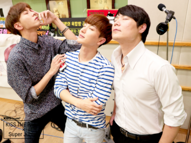 160814 Sukira (KTR) Official Update with Leeteuk5