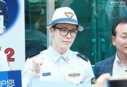 160829 Donghae at Myeongdong by Charmander1015 5