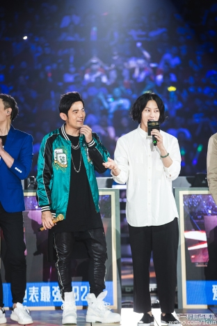 160829 Heechul at LOL Anniversary 7