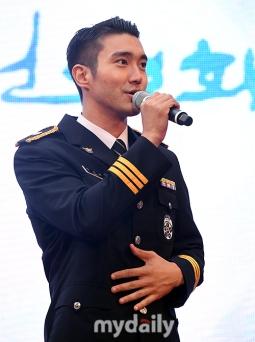 160831 police film festival siwon27