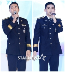 160831 police film festival siwon49