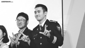 160831 The 5th Police Human Rights Film Festival with Siwon2