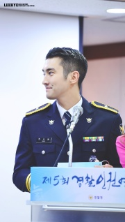 160831 The 5th Police Human Rights Film Festival with Siwon7