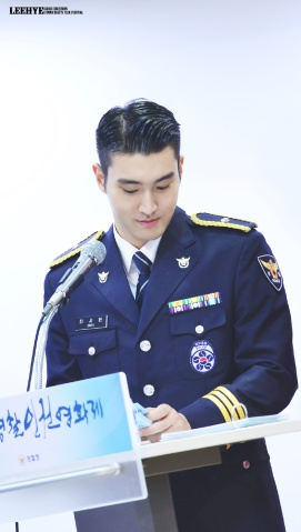 160831 The 5th Police Human Rights Film Festival with Siwon8