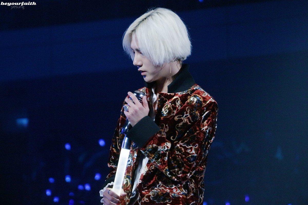 180401 SUPER JUNIOR WORLD TOUR SUPER SHOW 7 in TAIPEI – Yesung [3P] |